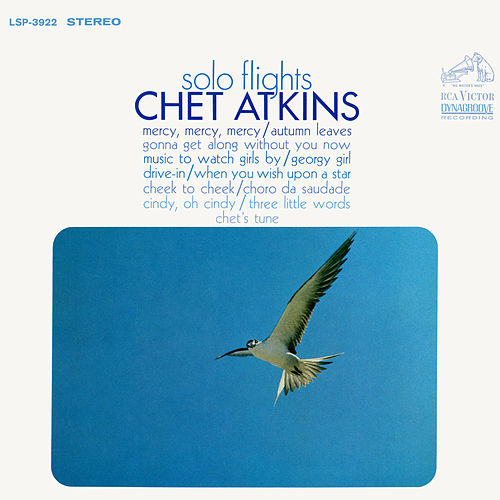 Solo Flights by Chet Atkins