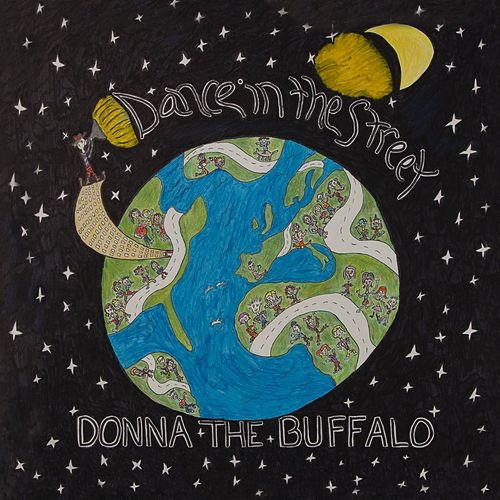 Motor by Donna The Buffalo