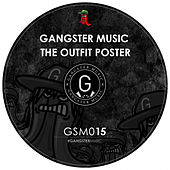 Gangster Music The Outfit Poster von Various Artists