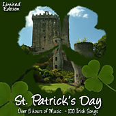 St Patricks Day - 100 Irish Songs by Various Artists