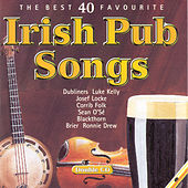 The Best 40 Favourite Irish Pub Songs by Various Artists