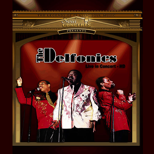 Delfonics Live On Tour by The Delfonics