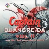 Captain Bhangre DA Vol II by Daljit Mattu