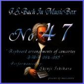 Bach In Musical Box 47/Keyboard Arrangements Of Concertos Bwv 984 - 985 by Shinji Ishihara