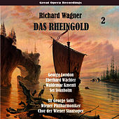 Richard Wagner: Das Rheingold (Solti, Wiener Philharmoniker) [1958], Volume 2 de Wiener Philharmoniker