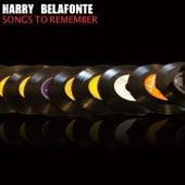 Songs to Remember de Harry Belafonte