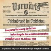 Vorwärts (Riesenbrand im Reichstag) von Karmers