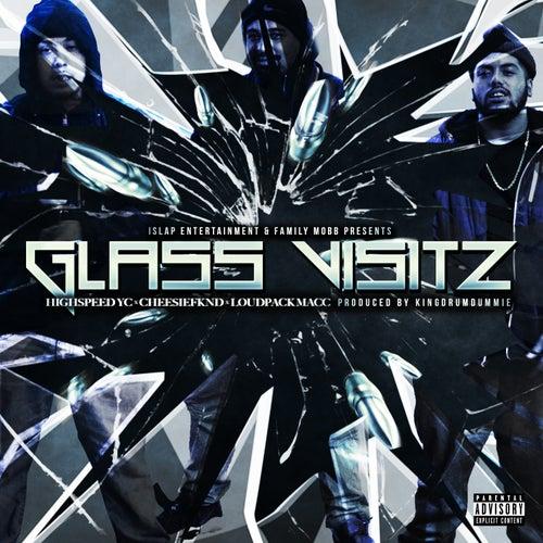 Glass Visitz (feat. Cheesiefknd & MacC) by YC