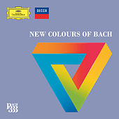 Bach 333: New Colours Of Bach de Various Artists