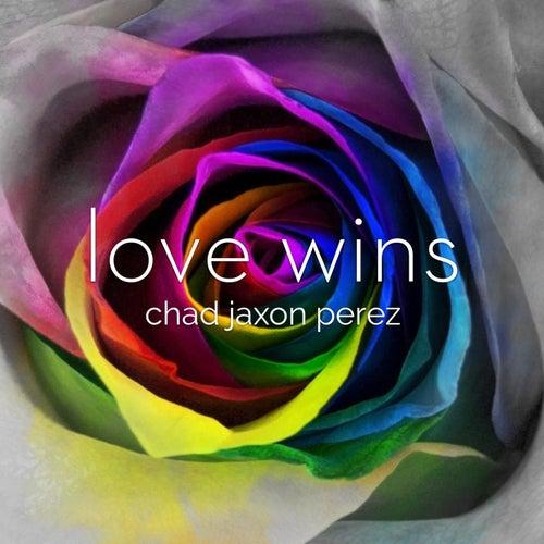 Love Wins von Chad Jaxon Perez