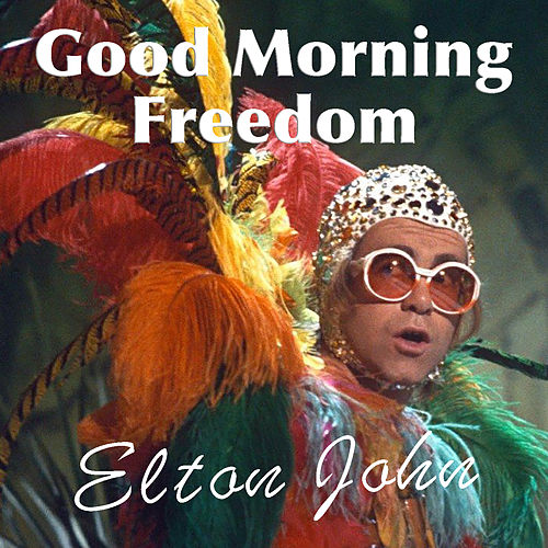 Good Morning Freedom de Elton John