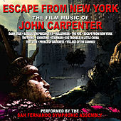 Escape From New York: The Film Music Of John Carpenter von Various Artists