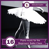 Piano music for the Beginners' Ballet Class de MetodoVadim