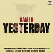 Yesterday de Kami K.