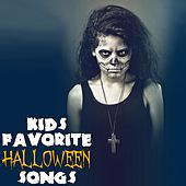 Kids Favorite Halloween Songs by Various Artists