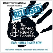 Released! The Human Rights Concerts 1988: Human Rights Now! (Live) by Various Artists