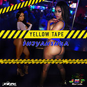 Yellow Tape by Fhiyahshua