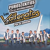 Puros Éxitos Con los Internacionales Vallenatos de la Cumbia por el Mundo de Los Vallenatos De La Cumbia