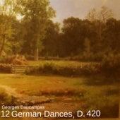 12 German Dances, D. 420 von Georges Daucampas