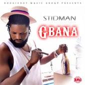 Gbana by Stidman
