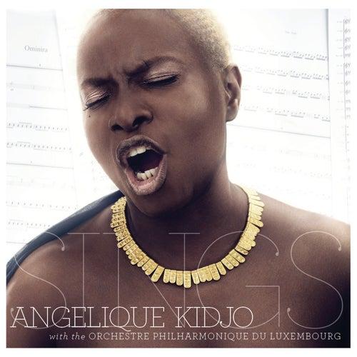 Sings by Angelique Kidjo