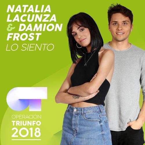 Lo Siento (Operación Triunfo 2018) by Natalia Lacunza