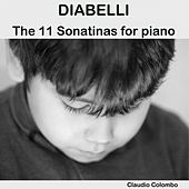 Diabelli: The 11 Sonatinas for Piano by Claudio Colombo