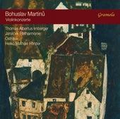 Martinů: Violin Concertos de Thomas Albertus Irnberger