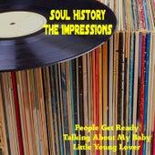 Soul History de The Impressions