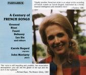 A Century of French Songs de Carole Bogard