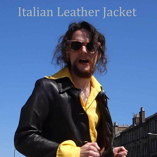 Italian Leather Jacket by Little Love and the Friendly Vibes