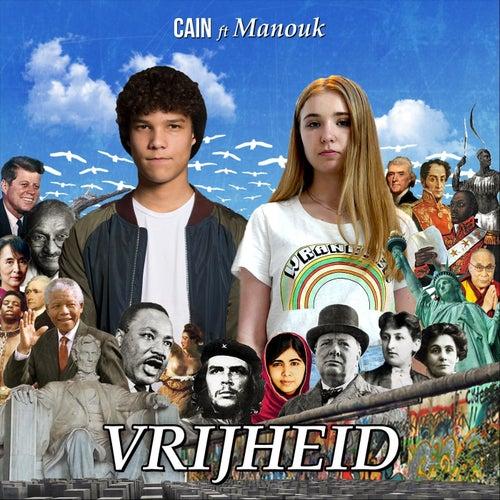 Vrijheid (feat. Manouk) by Cain (1)