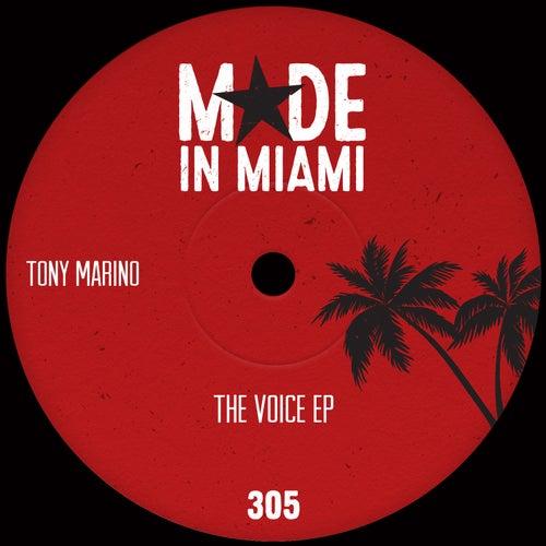 The Voice EP de Tony Marino