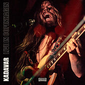 Live in Copenhagen by Kadavar