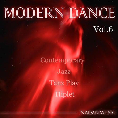 Modern Dance Music Vol.6 (Jazz,Tanz Play, Ballet, Hiplet, Ballet-Fit) de NadanMusic