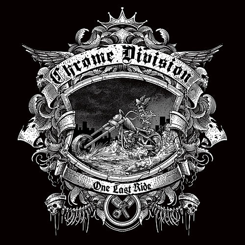Walk Away in Shame by Chrome Division