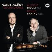 Saint-Saëns: Violin Sonatas by Alessio Bidoli