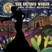 San Antonio Woman di John Arthur Martinez