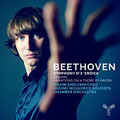 Beethoven: Symphony No. 3 - Brahms: Variations on a Theme by Haydn by Maxim Emelyanychev