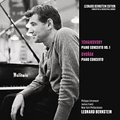 Tchaikovsky: Piano Concerto No. 1 in B-Flat Minor, Op. 23 - Dvorák: Piano Concerto in G Minor, Op. 33 de Leonard Bernstein