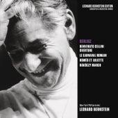 Berlioz: Benvenuto Cellini Overure, Op. 23 & Le carnaval romain Overture, Op. 9 & Roméo et Juliet, Op. 17 & Rákóczy March by Leonard Bernstein