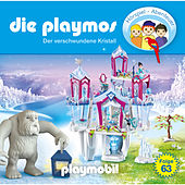 Folge 63: Der verschwundene Kristall (Das Original Playmobil Hörspiel) von Die Playmos