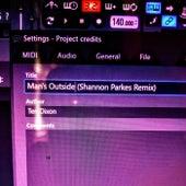Man's Outside (Shannon Parkes Remix) de Shannon Parkes