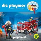 Folge 62: Der falsche Feuerwehrmann (Das Original Playmobil Hörspiel) von Die Playmos