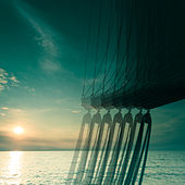 Seven Sails by The Ambient Light