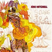Song To A Seagull de Joni Mitchell