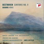 Beethoven: Symphony No. 9 & Brahms: Nänie by James Gaffigan