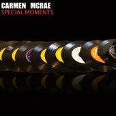 Special Moments de Carmen McRae