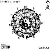 Zodiac by Sketch A Peaze