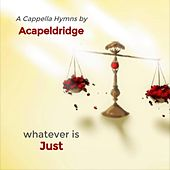 Whatever Is Just by Acapeldridge